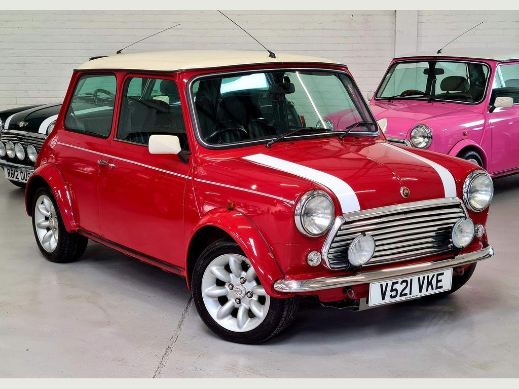 Rover Mini Saloon Cooper 40th Anniversary