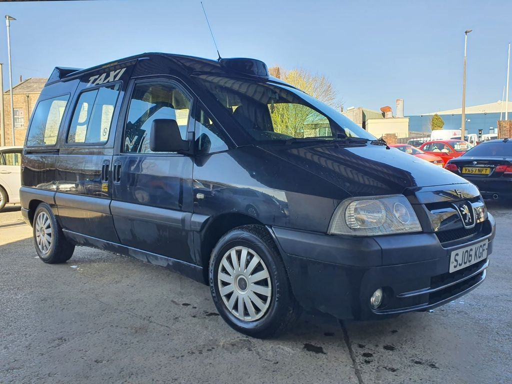 Peugeot Expert Other 2.0 HDi 110 5dr