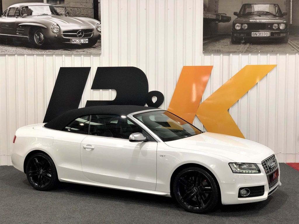Audi S5 Convertible 3.0 TFSI V6 Cabriolet S Tronic quattro 2dr