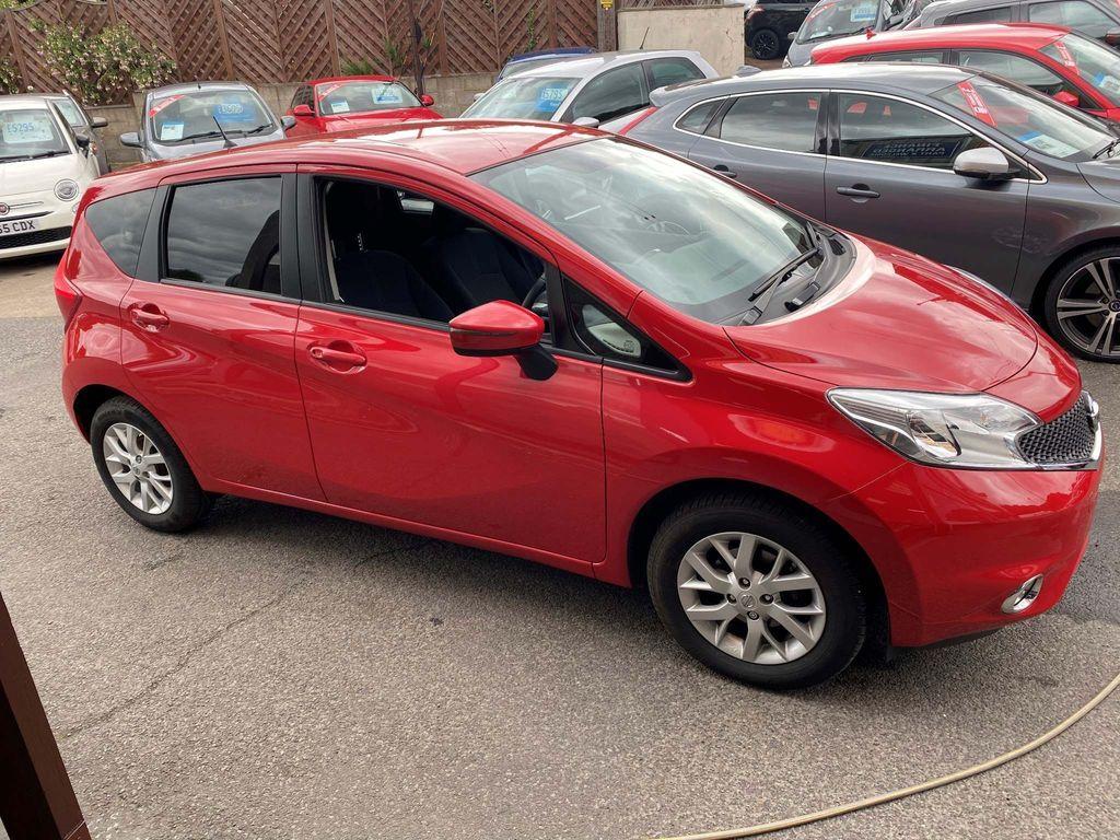 Nissan Note Hatchback 1.2 Acenta 5dr