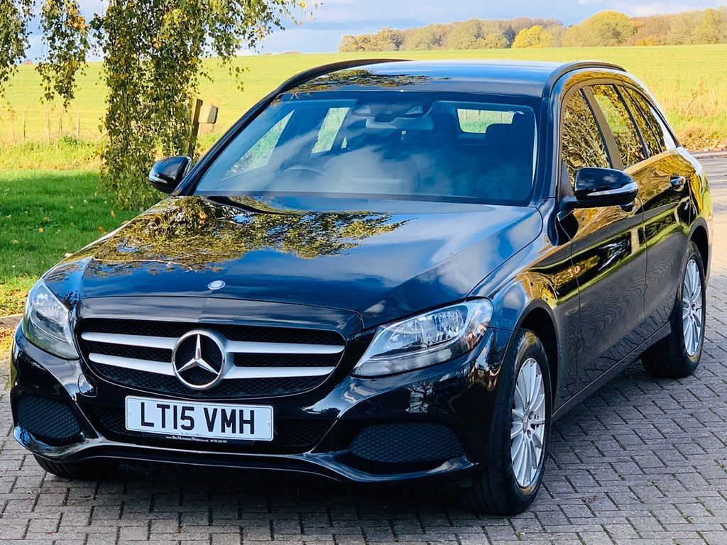 Mercedes-Benz C Class Estate 2.1 C220 CDI BlueTEC SE (s/s) 5dr