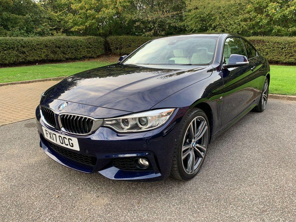 BMW 4 Series Coupe 3.0 435d M Sport Auto xDrive 2dr