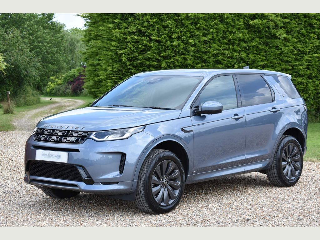 Land Rover Discovery Sport SUV 2.0 D180 MHEV R-Dynamic SE 4WD (s/s) 5dr (7 Seat)