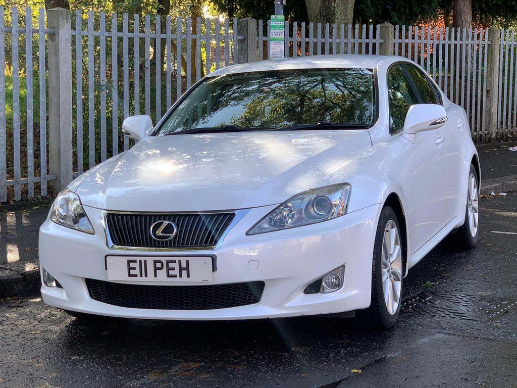 Lexus IS 250 Saloon 2.5 SE 4dr