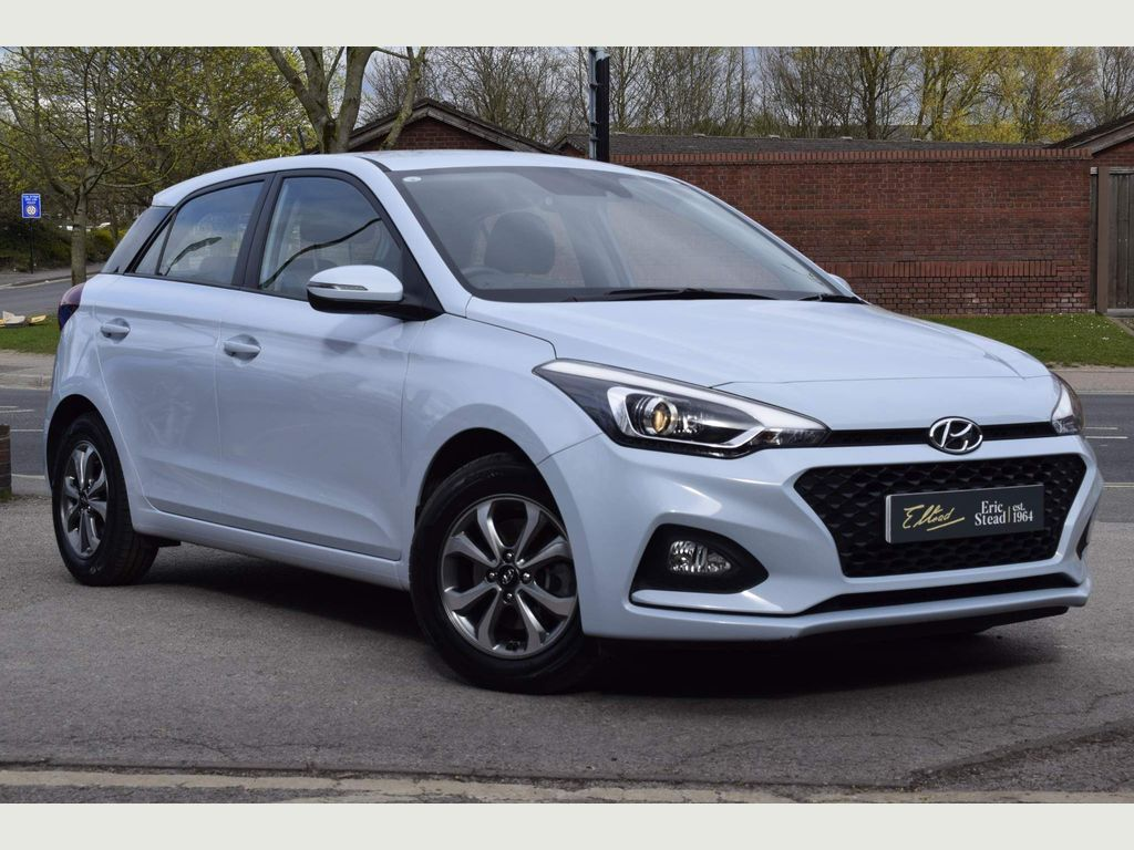 Hyundai i20 Hatchback 1.2 SE Launch Edition (s/s) 5dr