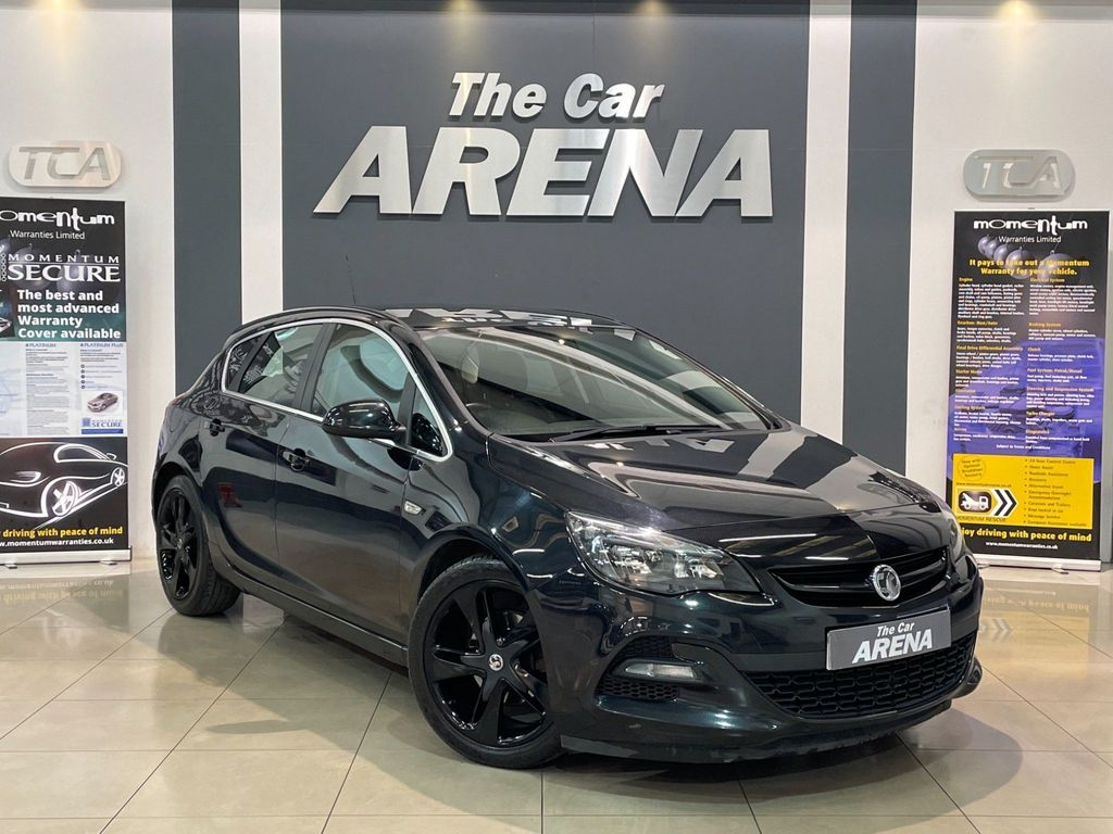 Vauxhall Astra Hatchback 1.7 CDTi Limited Edition 5dr