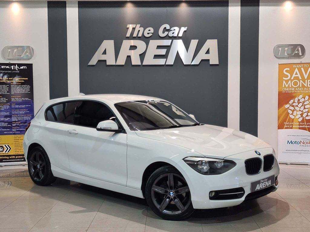 BMW 1 Series Hatchback 1.6 114d Sport Sports Hatch (s/s) 3dr