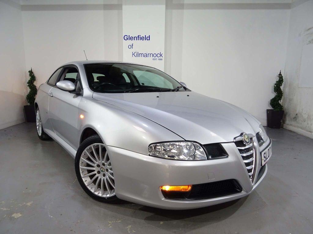 Alfa Romeo GT Coupe 2.0 JTS Turismo 2dr