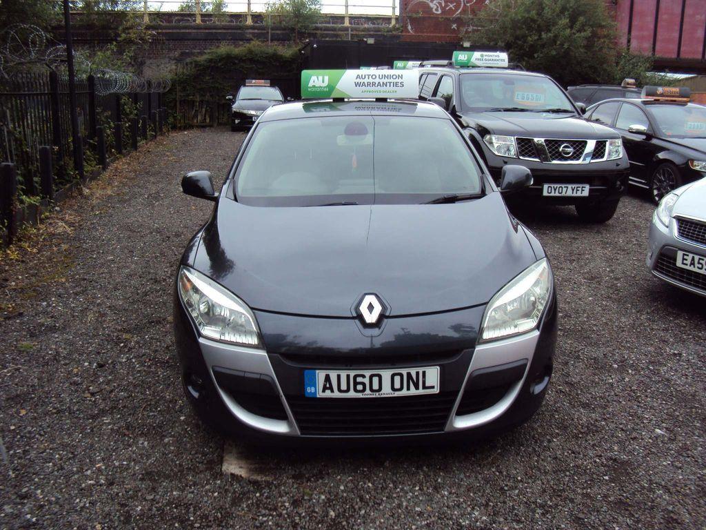 Renault Megane Coupe 1.5 dCi Dynamique Tom Tom 3dr (Tom Tom)
