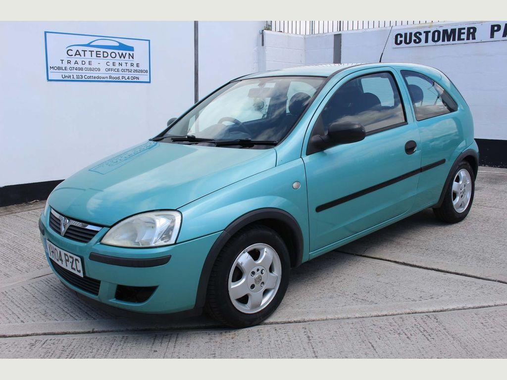 Vauxhall Corsa Hatchback 1.0 i Life 3dr