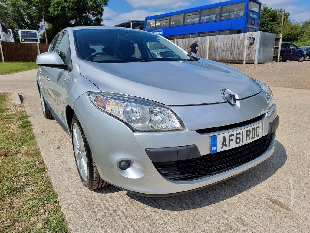 Renault Megane Hatchback 1.5 dCi I-Music 5dr