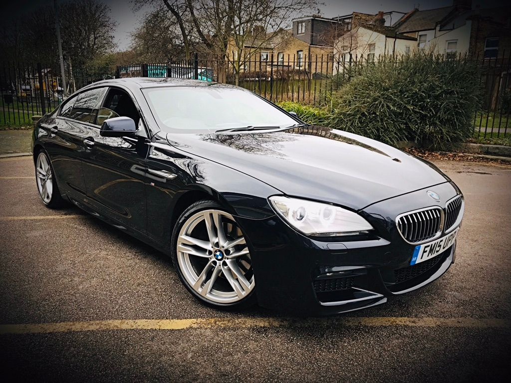 BMW 6 Series Gran Coupe Saloon 3.0 640d M Sport Gran Coupe Steptronic 4dr