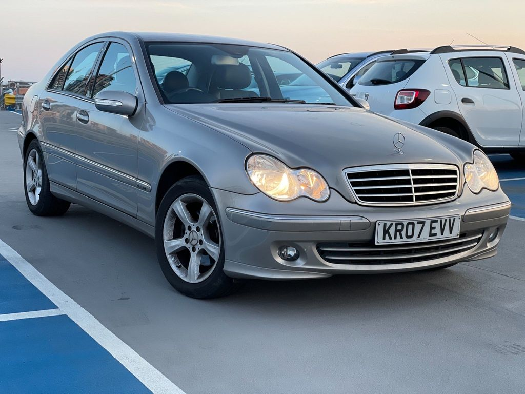 Mercedes-Benz C Class Saloon 1.8 C180 Kompressor Avantgarde SE 4dr