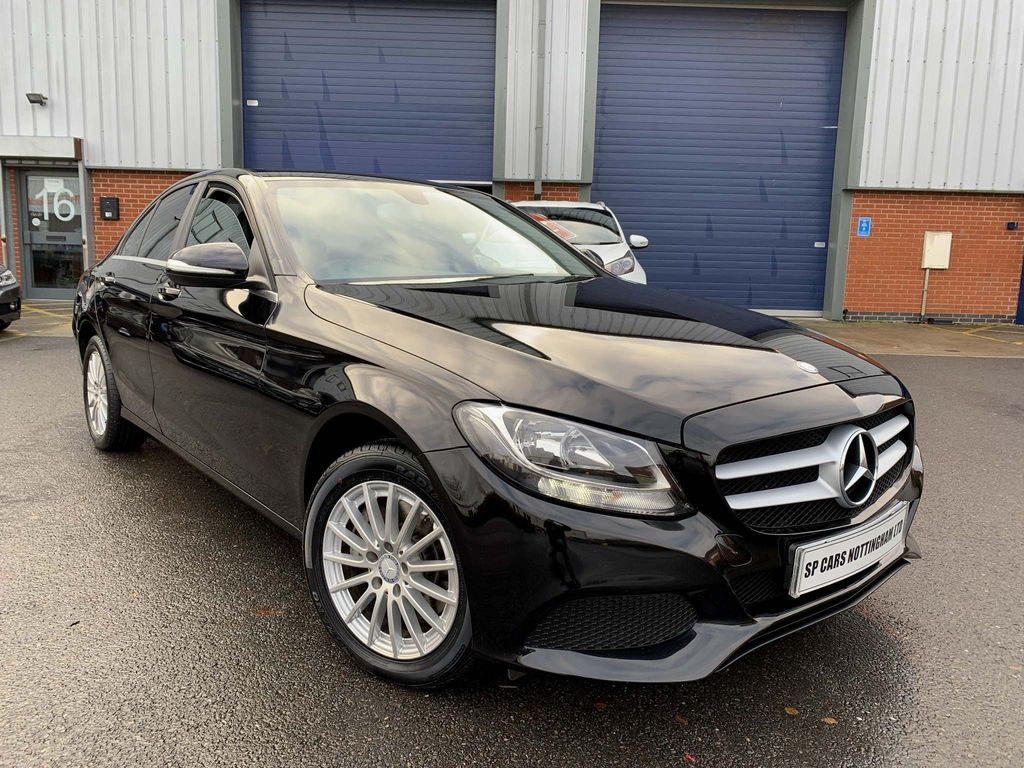 Mercedes-Benz C Class Saloon 2.1 C220d SE (Executive) G-Tronic+ (s/s) 4dr