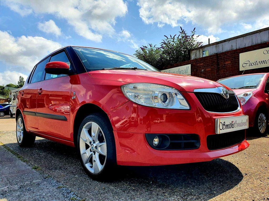 SKODA Fabia Hatchback 1.2 HTP 12V Sport 5dr