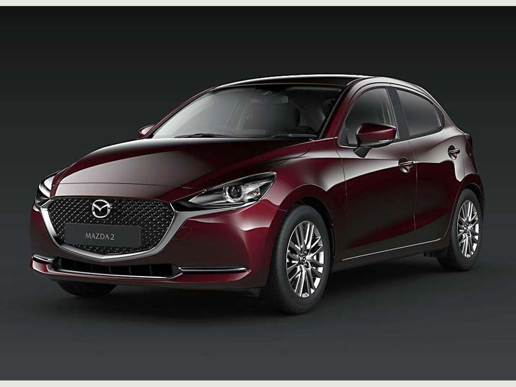 Mazda Mazda2 Hatchback 1.5 SKYACTIV-G Sport Nav Auto (s/s) 5dr