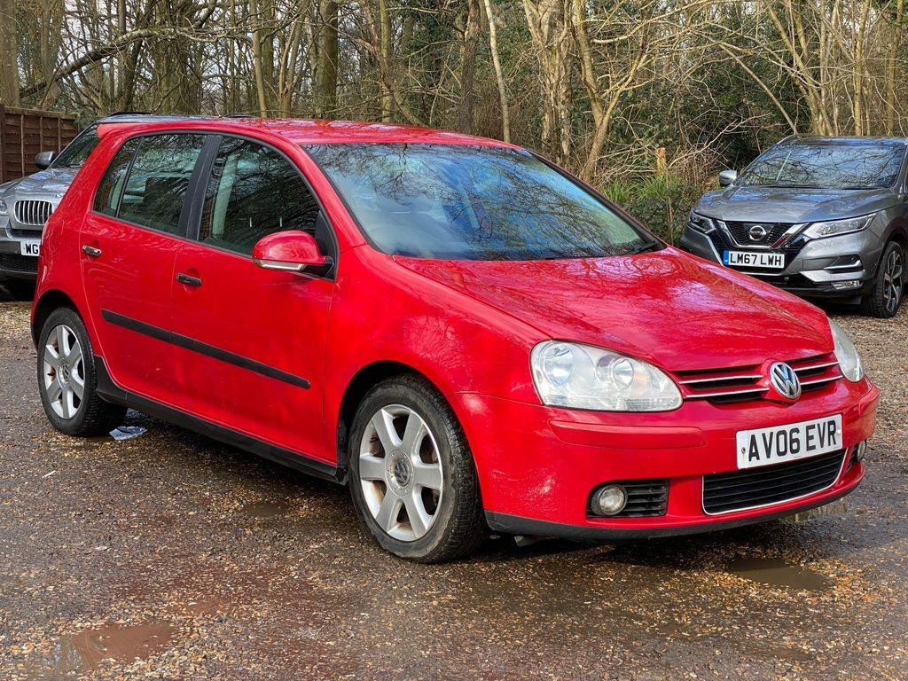 Volkswagen Golf Hatchback 1.4 FSI S 5dr