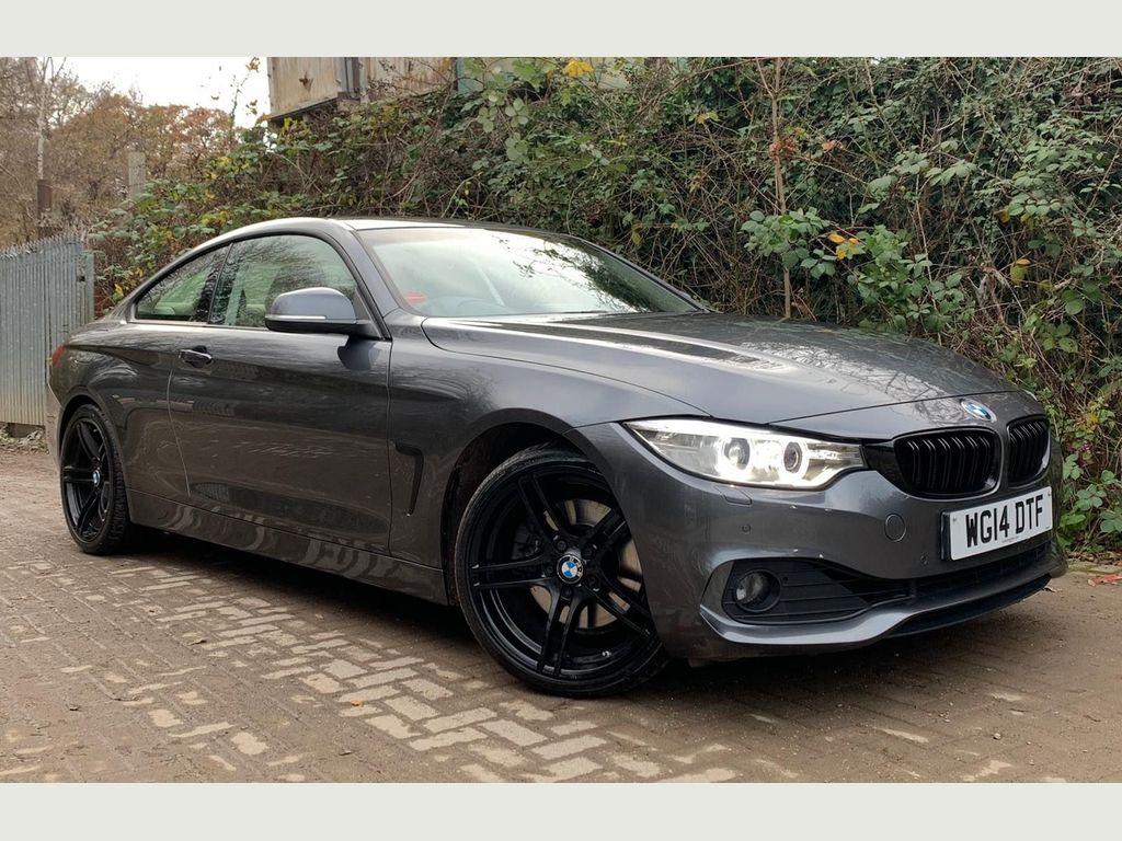BMW 4 Series Coupe 2.0 428i SE Auto 2dr