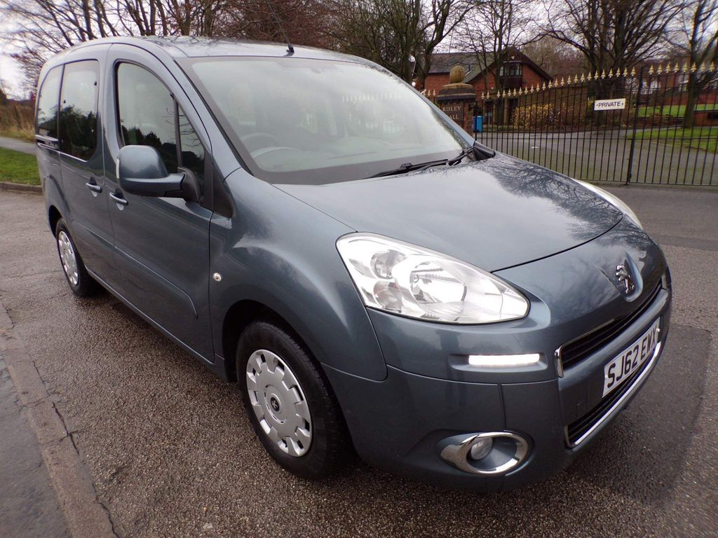 Peugeot Partner Other HORIZON WHEELCHAIR ACCESSIBLE