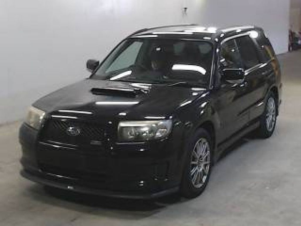 Subaru Forester SUV JDM CROSS SPORTS S EDITION SG5 2.0 TURBO