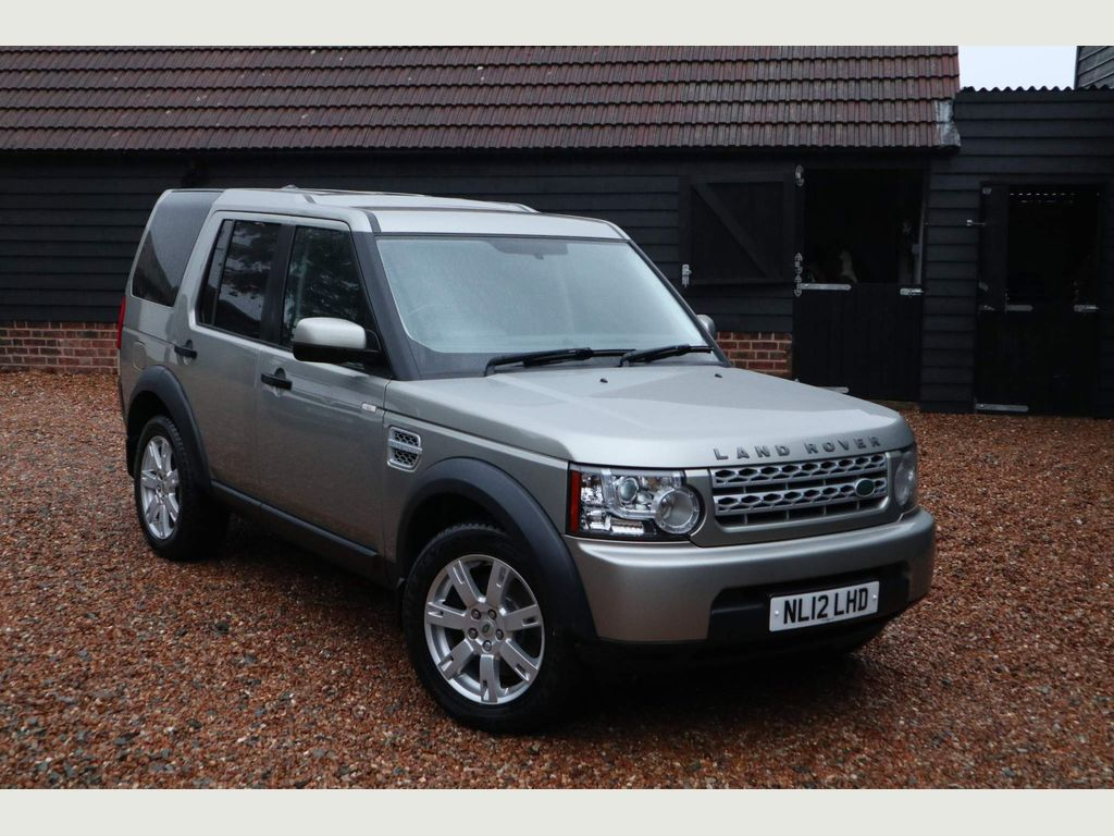Land Rover Discovery 4 Other 3.0 TD V6 Panel Van 5dr