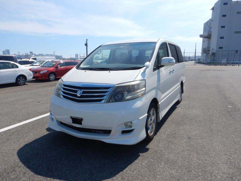 Toyota Alphard MPV 2.4 AS Prime [ RESERVED ]