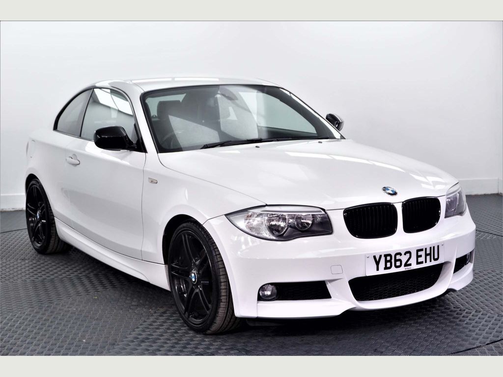 Used Bmw 1 Series Coupe 2 0 118d Sport Plus Edition 2dr In Bury Greater Manchester Wash Lane Car Sales