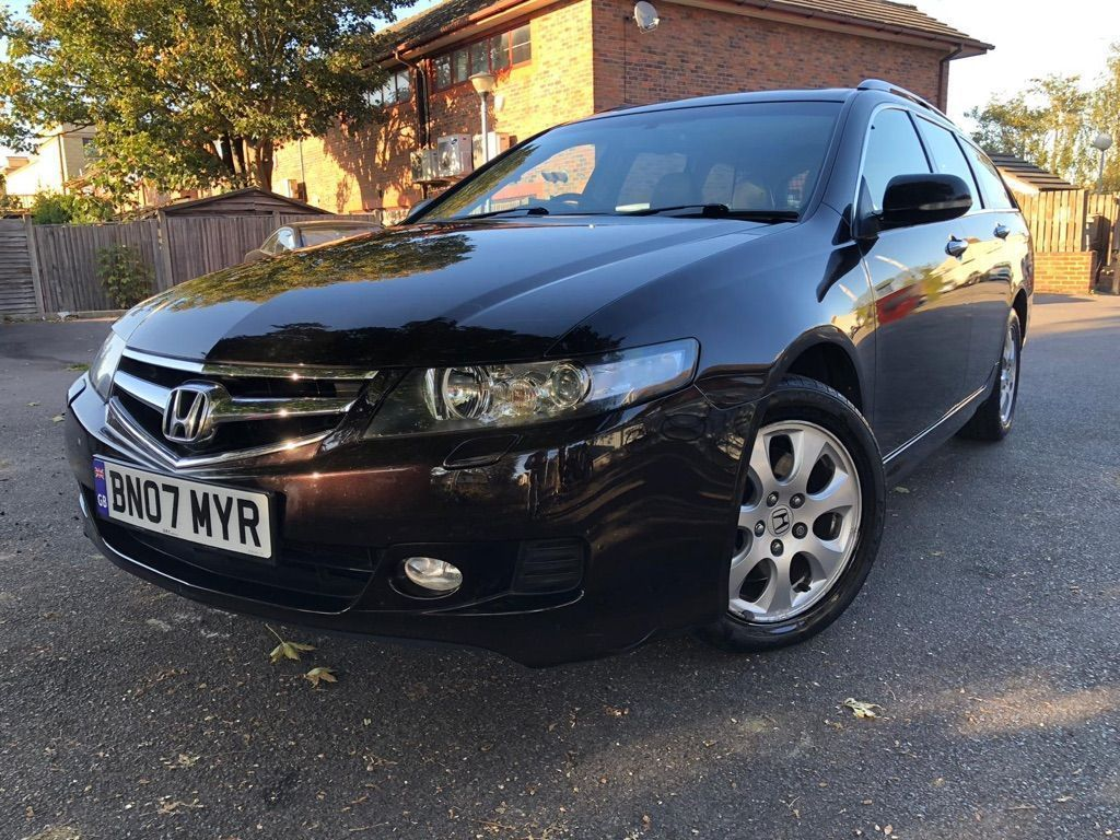HONDA ACCORD Estate 2.0 i-VTEC EX Tourer 5dr