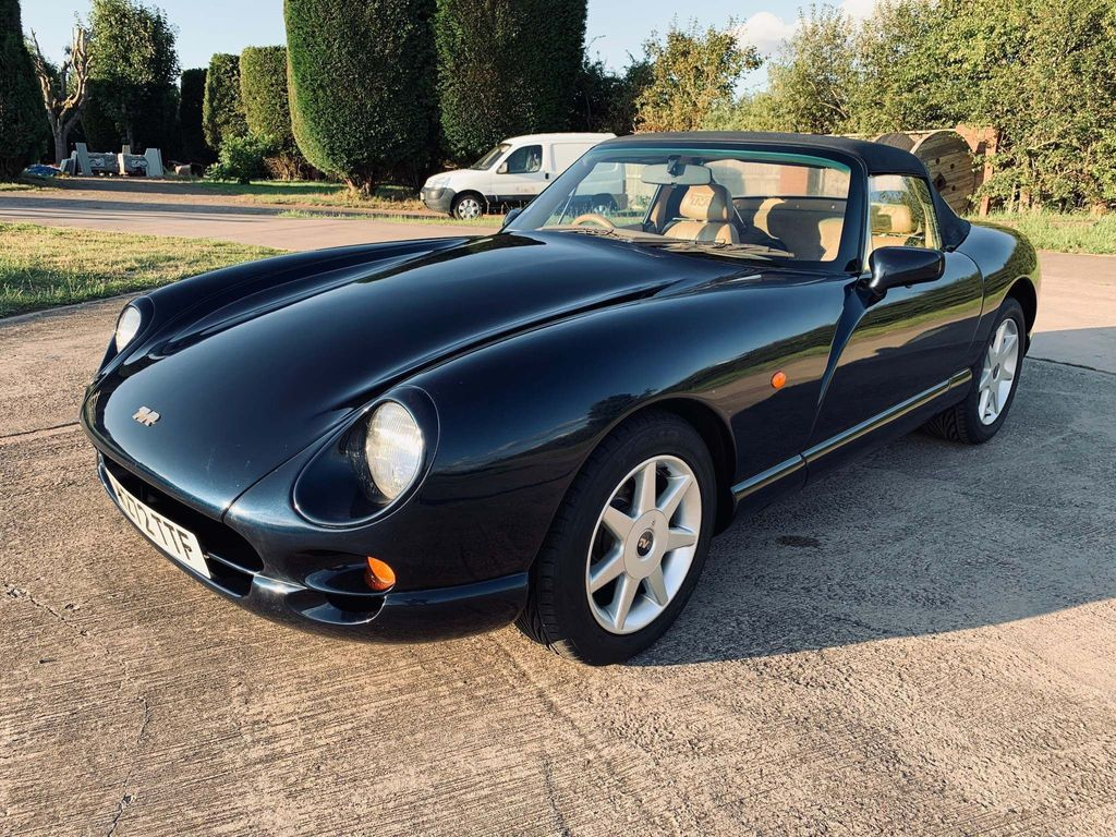 TVR Chimaera Convertible 4.5 2dr