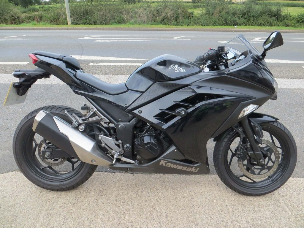 Kawasaki Ninja 300 Sports Tourer 300