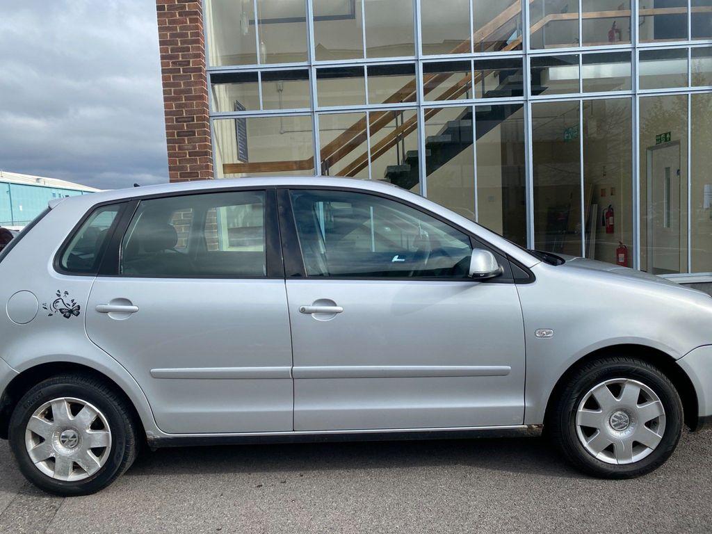 Volkswagen Polo Hatchback 1.4 TDI PD SE 5dr
