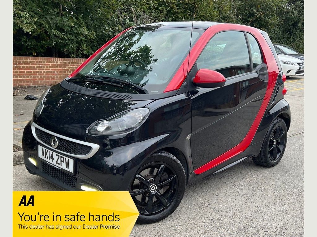 Smart fortwo Coupe 1.0 MHD Grandstyle SoftTouch 2dr
