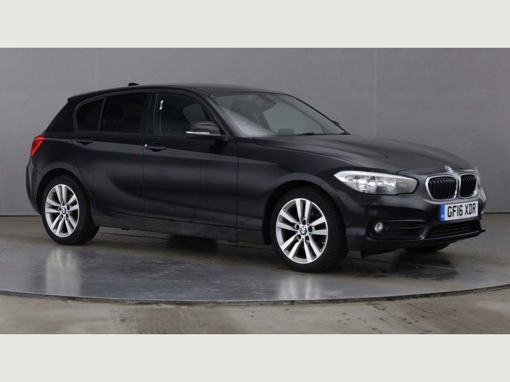 BMW 1 Series Hatchback 1.5 116d Sport (s/s) 5dr