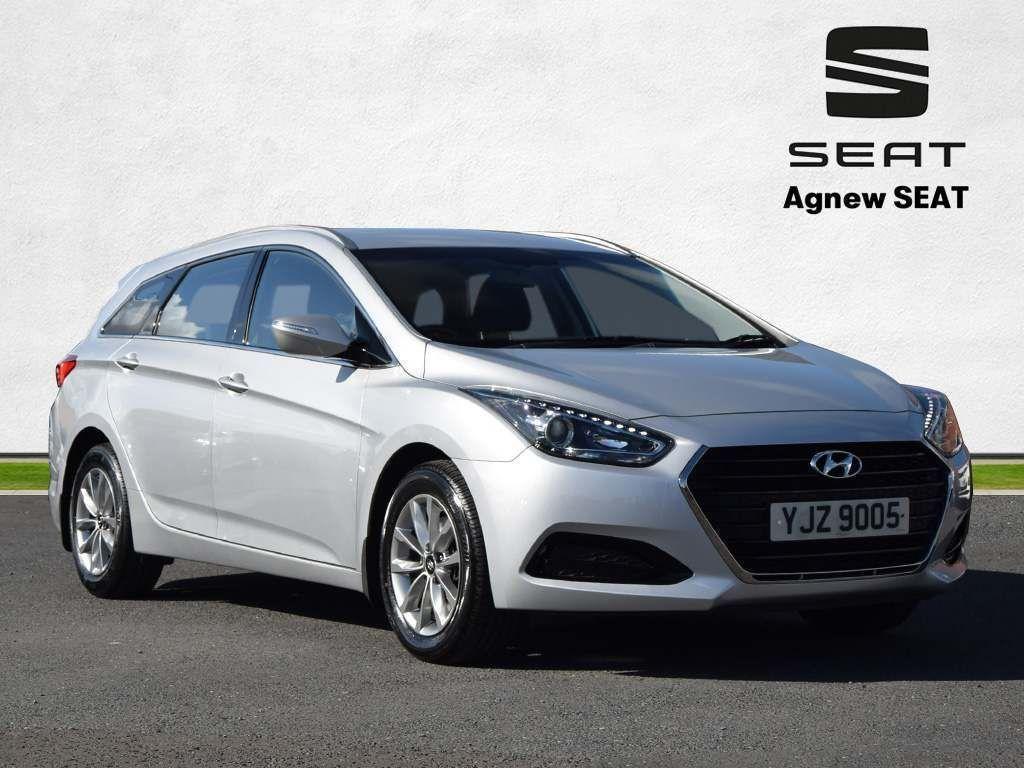 Hyundai i40 Estate 1.7 CRDi Blue Drive S Tourer (s/s) 5dr