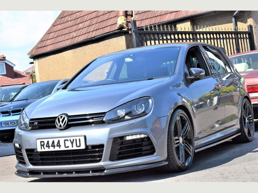 Volkswagen Golf Hatchback 2.0 TSI R 4MOTION 5dr