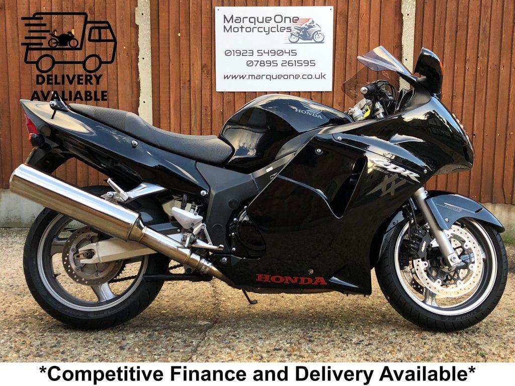 Honda CBR1100XX Super Blackbird Sports Tourer 1100 Blackbird