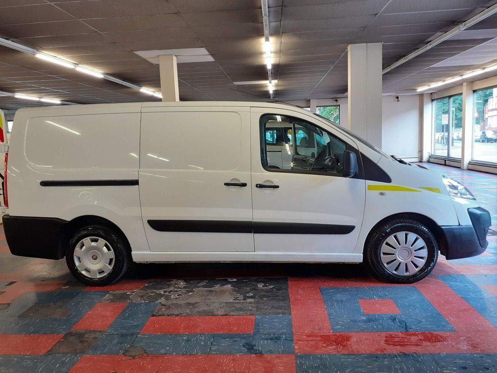 Fiat Scudo Panel Van 2.0 JTD Multijet LWB 6 Door PANEL VAN