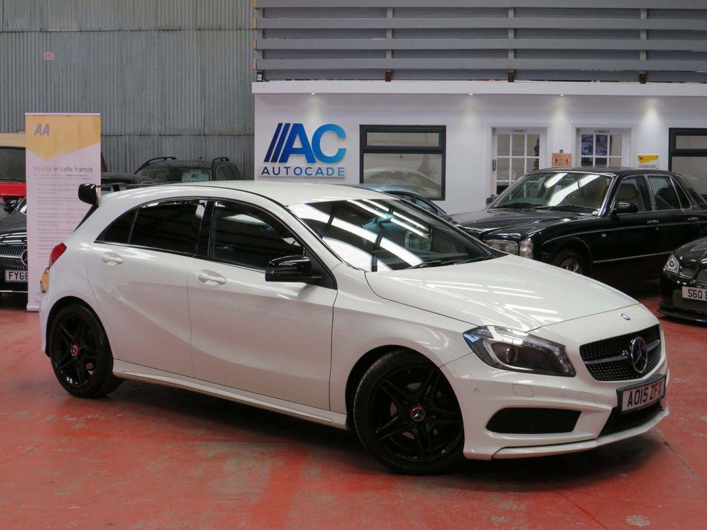 Mercedes-Benz A Class Hatchback 2.1 A200 CDI A200 Night Edition 5dr