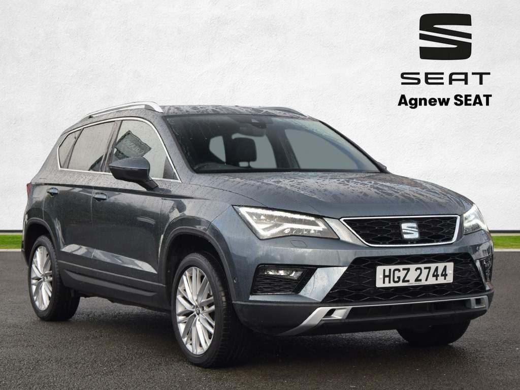 SEAT Ateca SUV 1.4 EcoTSI XCELLENCE DSG (s/s) 5dr