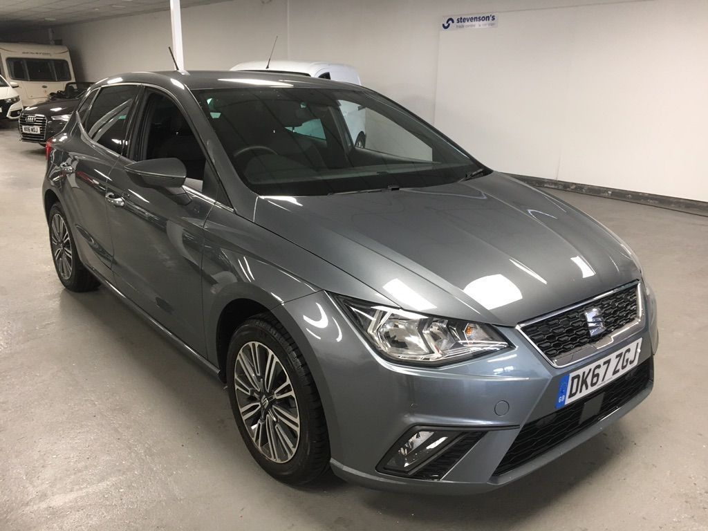 SEAT Ibiza Hatchback 1.0 MPI XCELLENCE (s/s) 5dr