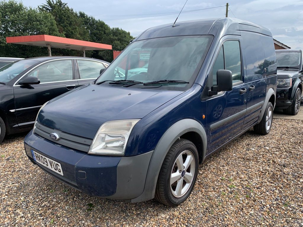Ford Transit Connect Panel Van 1.8 TDCi T230 High Roof L 4dr