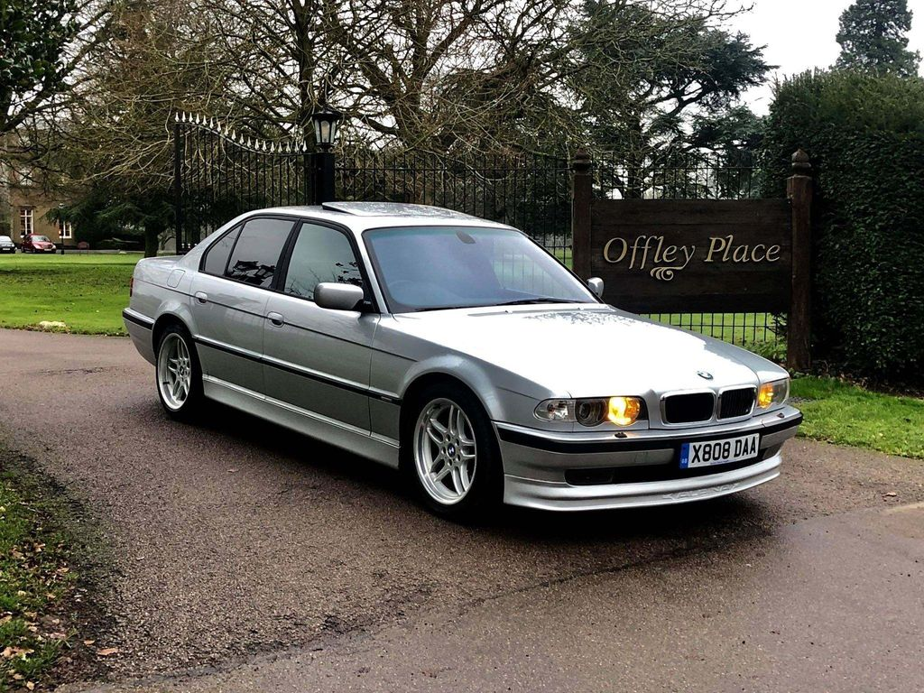 BMW 7 Series Saloon 3.5 735i 4dr