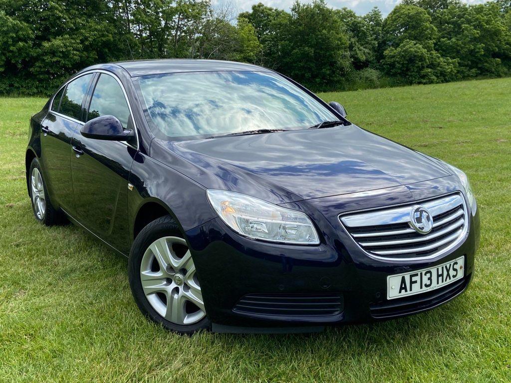 Vauxhall Insignia Hatchback 2.0 CDTi 16v Exclusiv Auto 5dr