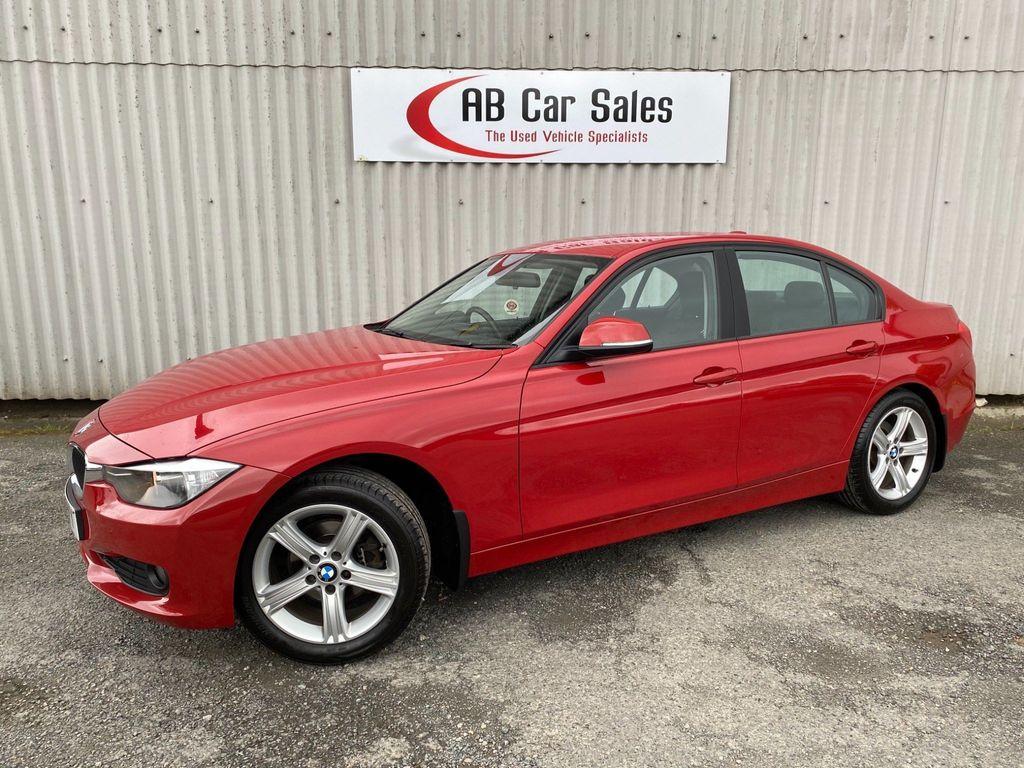 BMW 3 Series Saloon 1.6 316i SE 4dr