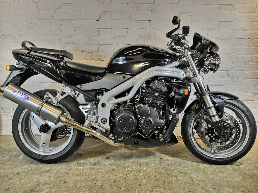 Triumph Speed Triple 955 Naked