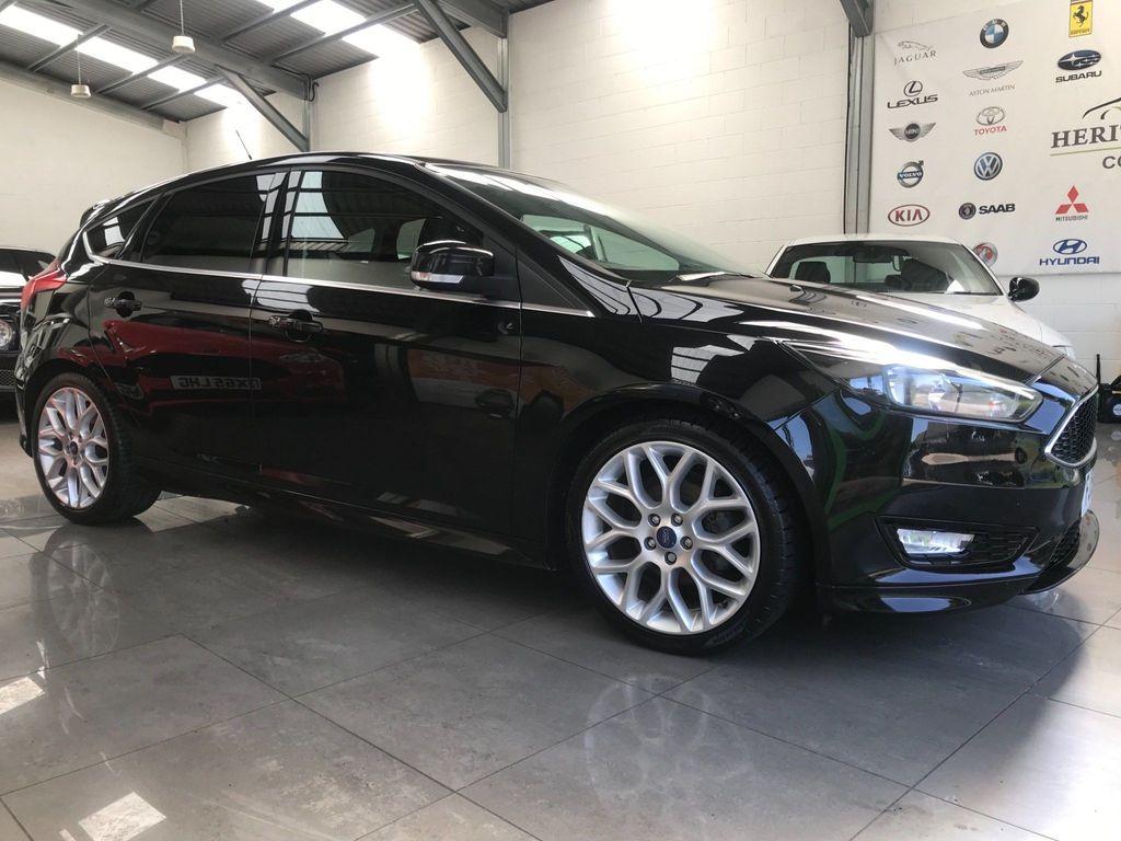 Ford Focus Hatchback 1.6 TDCi Zetec S (s/s) 5dr
