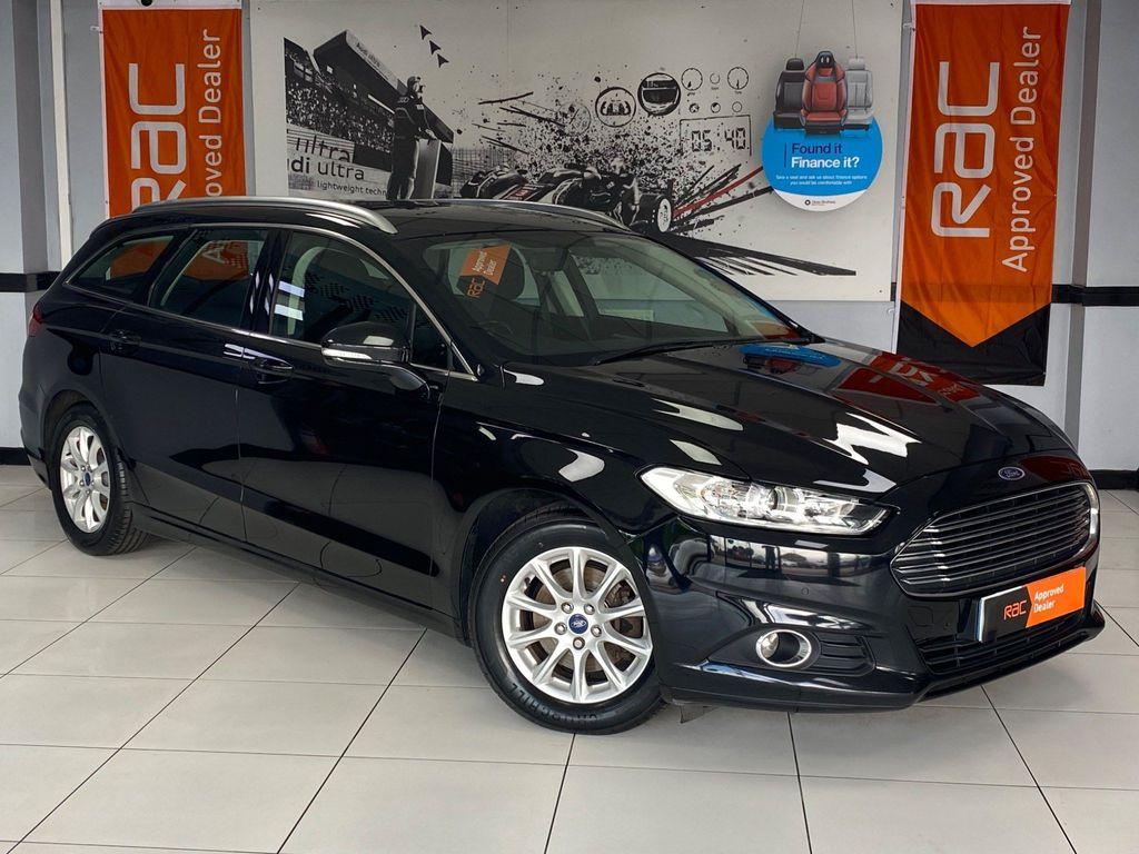 Ford Mondeo Estate 1.6 TDCi ECOnetic Zetec (s/s) 5dr