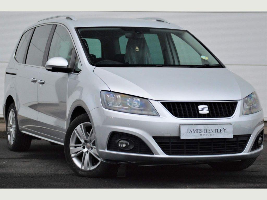 SEAT Alhambra MPV 2.0 TDI CR SE DSG 5dr