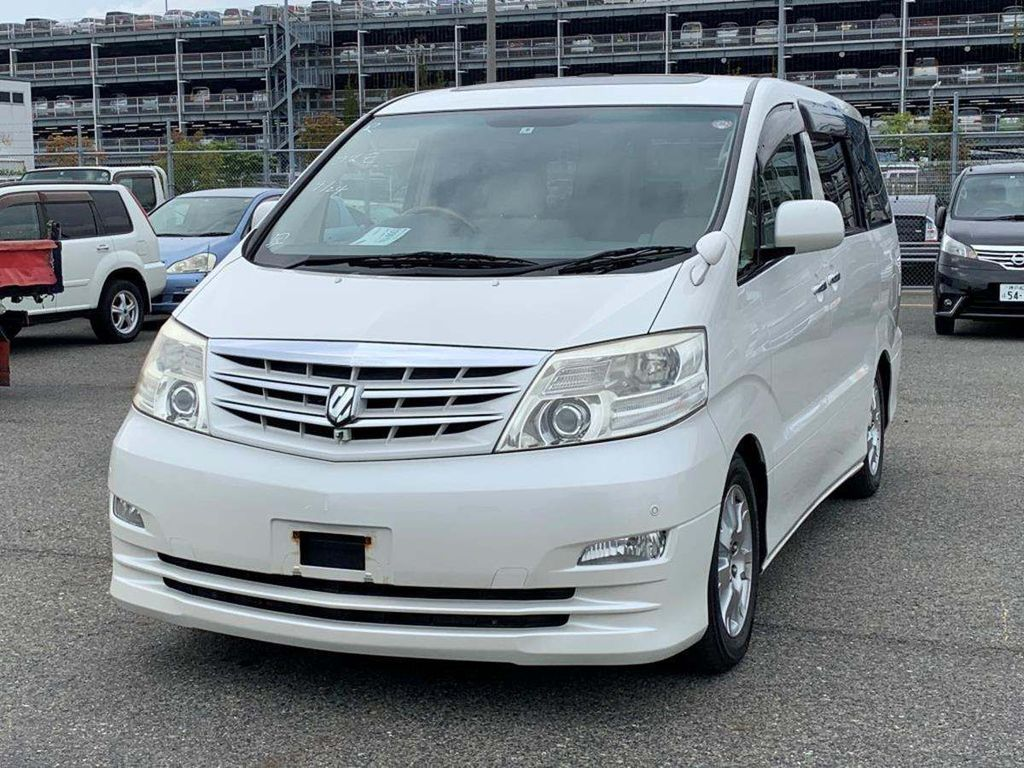 Toyota Alphard MPV 3.0MZ, immaculate