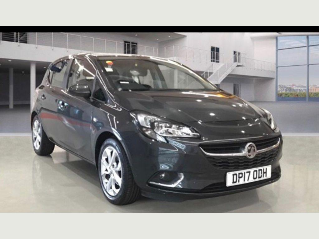 Vauxhall Corsa Hatchback 1.4i Turbo ecoFLEX SRi (s/s) 5dr